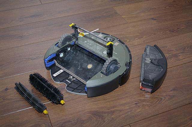 Typical iRobot Roomba Errors 2