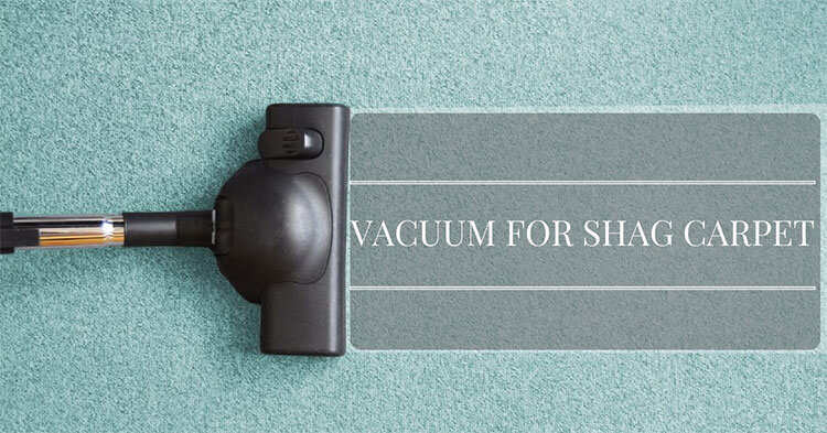 shag carpet vacuum